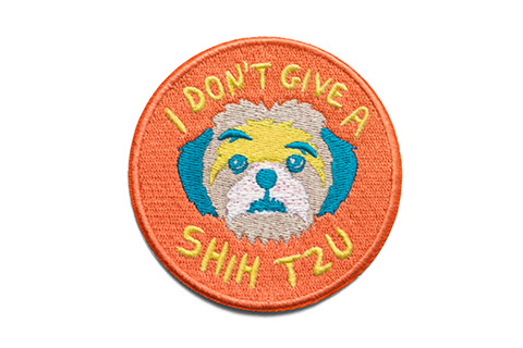 Shihtzu Patch