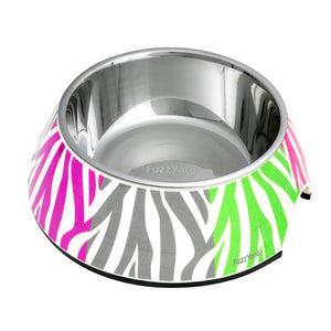 Street Cat Melamine Bowl
