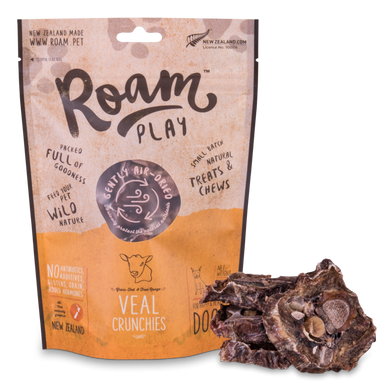 Roam Play - Air-Dried Veal Crunchies
