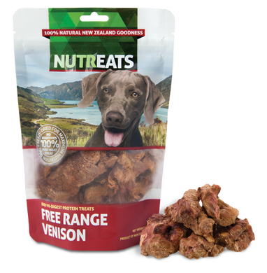 NuTreats - Venison Treats (for Dogs)