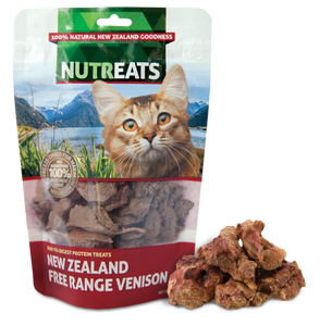 NuTreats - Venison Treats (for Cats)