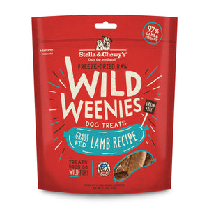 Wild Weenies - Grass-Fed Lamb Recipe