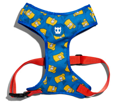 Bart Simpson Air Mesh Harness
