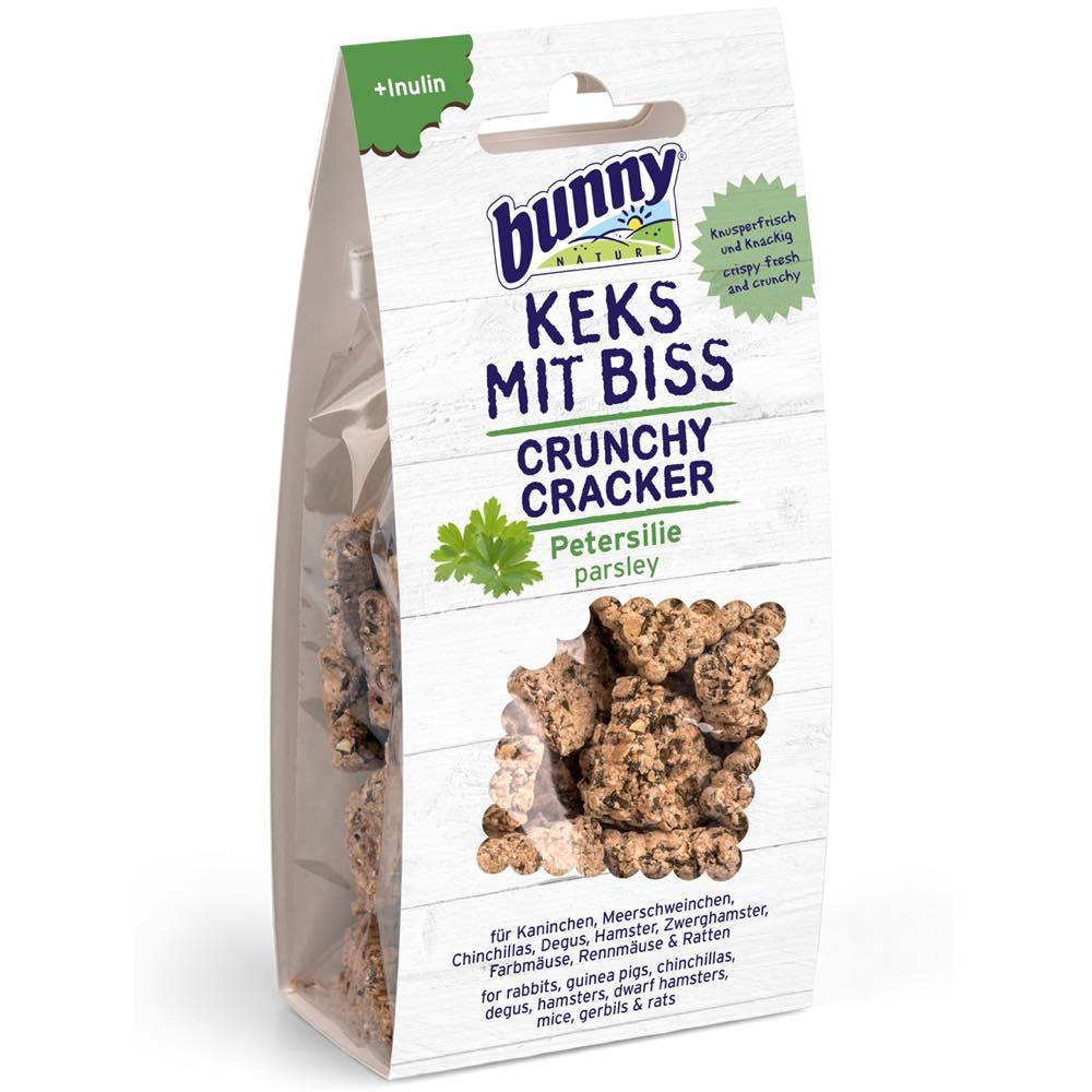 Bunny Nature Crunchy Crackers - Parsley
