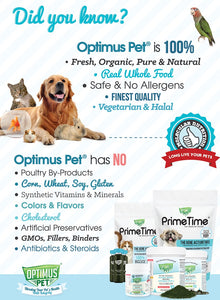 Optimus Pet - 300 Tablets