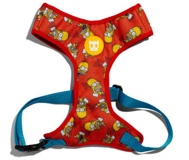 Homer Simpson Air Mesh Harness