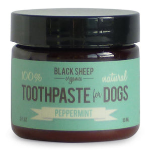 Black Sheep Organics - Peppermint Organic Toothpaste