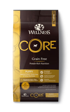 Wellness Core Grain Free - Puppy (24lb)
