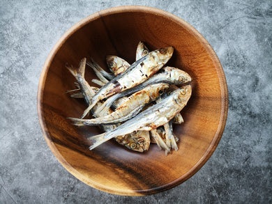 Air-Dried Wild Sardines Crisps