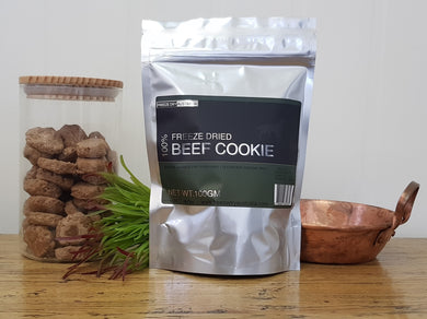 Freeze Dried Beef Cookie