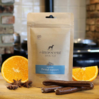 The Innocent Hound - Dental Support - Aniseed & Citrus Extract