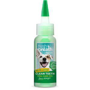 TropiClean Clean Teeth Oral Care Gel - 59ml