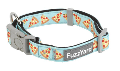 Pizza Lyf Dog Collar