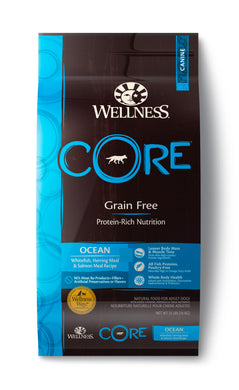 Wellness Core Grain Free - Ocean (22lb)