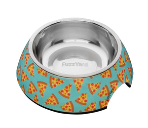 Pizza Lyf Easy Feeder Pet Bowl