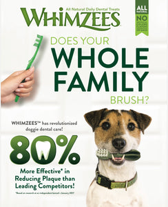 Whimzees - Toothbrush