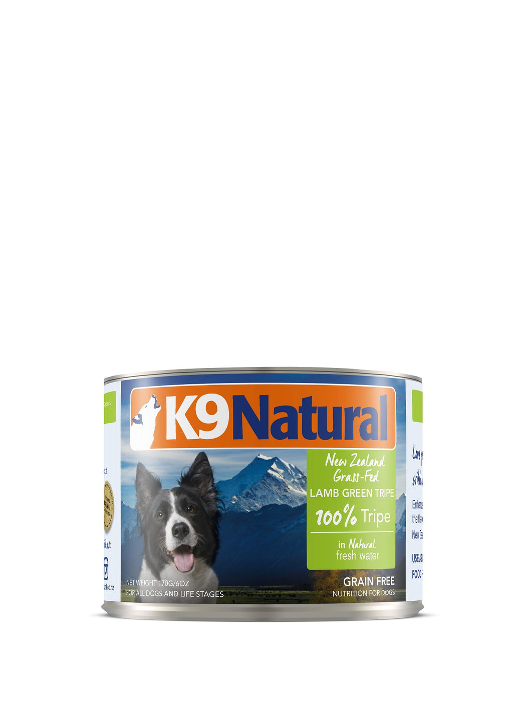 K9 Natural Canned - Lamb Green Tripe
