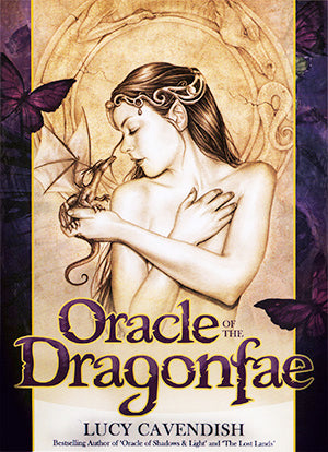 Oracle of the Dragonfae Deck and Guidebook