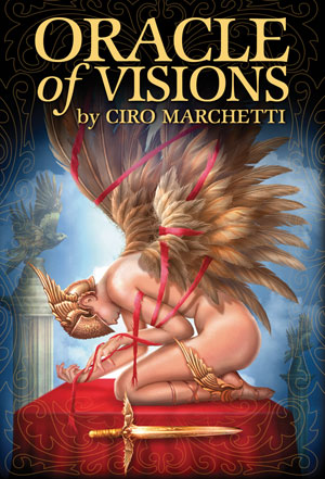 Oracle of Visions - 52 Cards and Guidebook