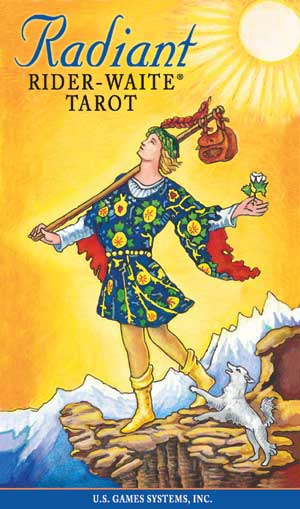 ask-your-pendulum - Radiant Rider-Waite Tarot Deck