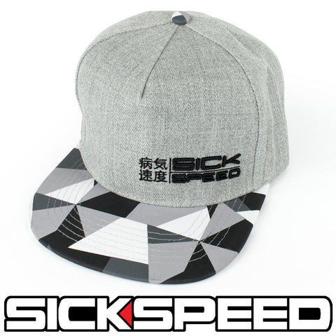 SICKSPEED SNAPBACK HAT
