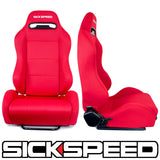 SOLID COLOR SUZUKA RACING SEATS
