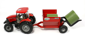 Toy Bale Shredder Processor, Haybuster