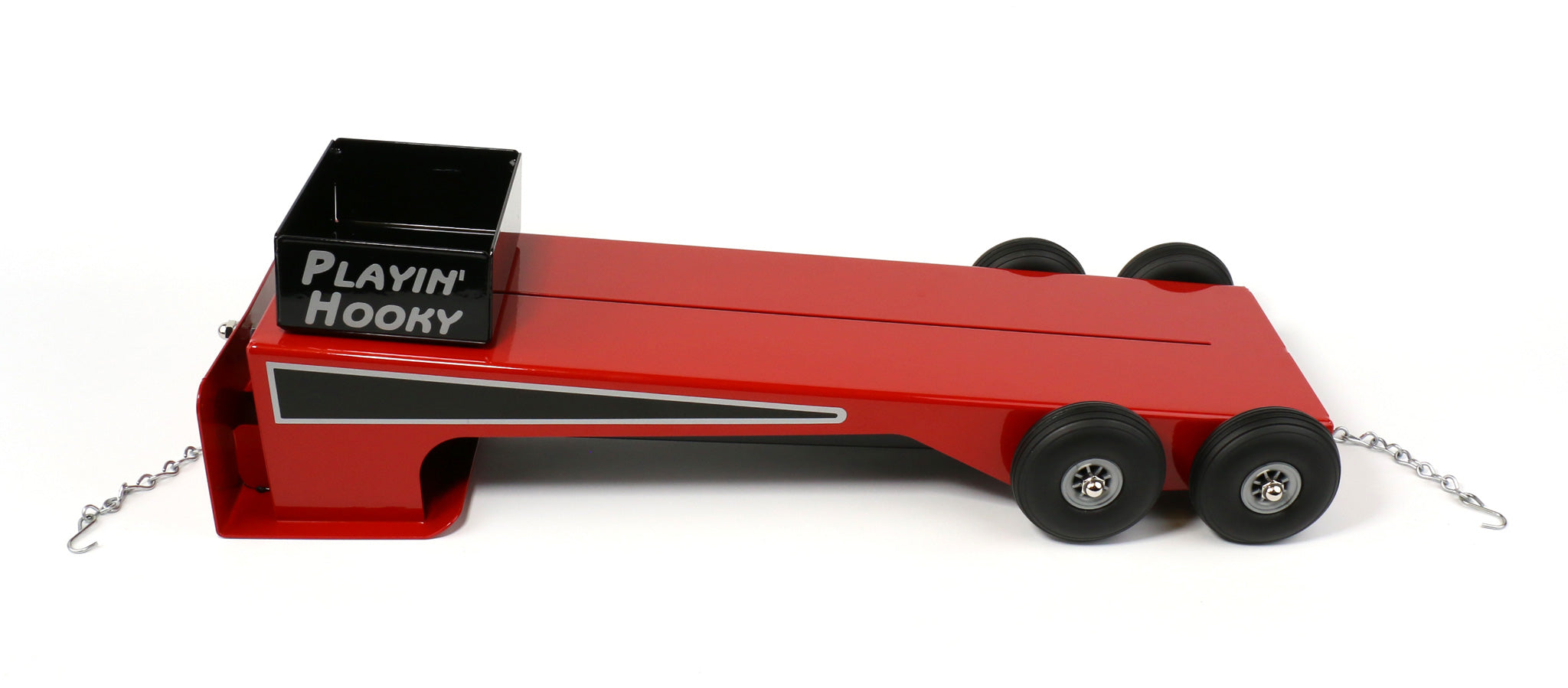 Toy Tractor Pulling Sled, Playin' Hooky – River Bottom Toys LLC