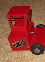 Cab only - fits toy pulling sled