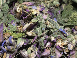 Clary Sage herb, dried Salvia sclerea organic