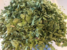 Comfrey leaves, dried organic Symphytum officinale