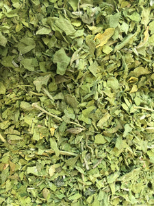 Ashwagandha leaves, Withania somnifera bulk organic dried herb