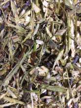 Cough Ease, Herbal Tincture Blend to help calm your cough with organic Elecampane & Hyssop