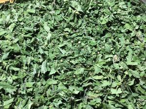 Spearmint dried herb tea, organic bulk Mentha spicata