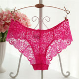 Transparent Lace Underwear