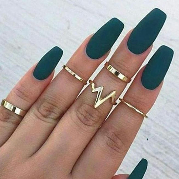 5 Pcs Set Ring