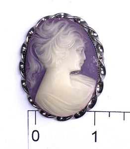Cameo purple