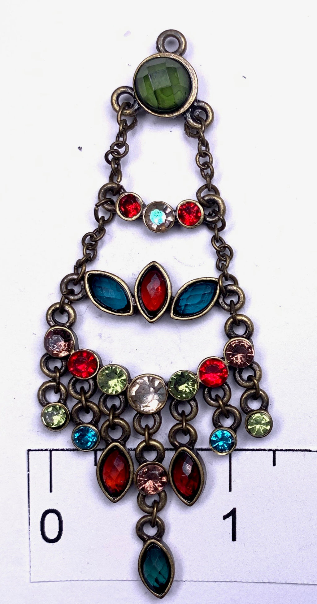 Colorful Pendant