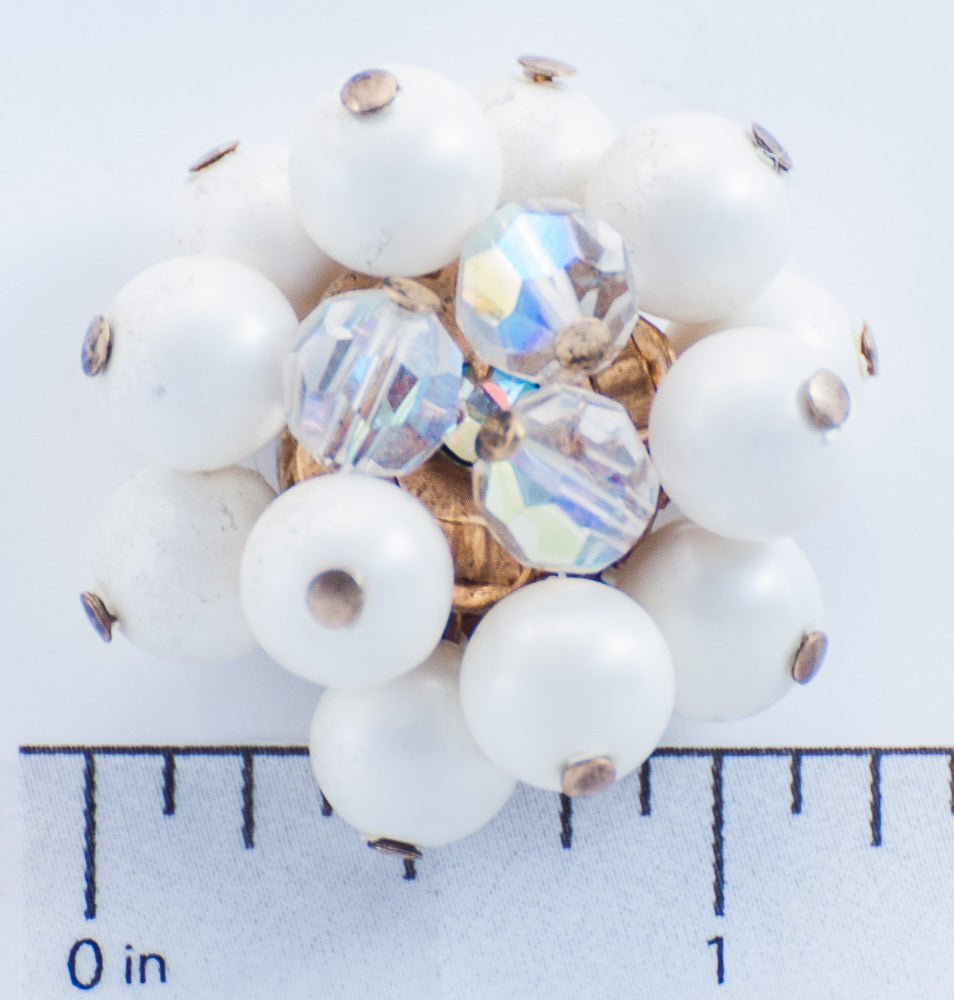 White & Color Bead