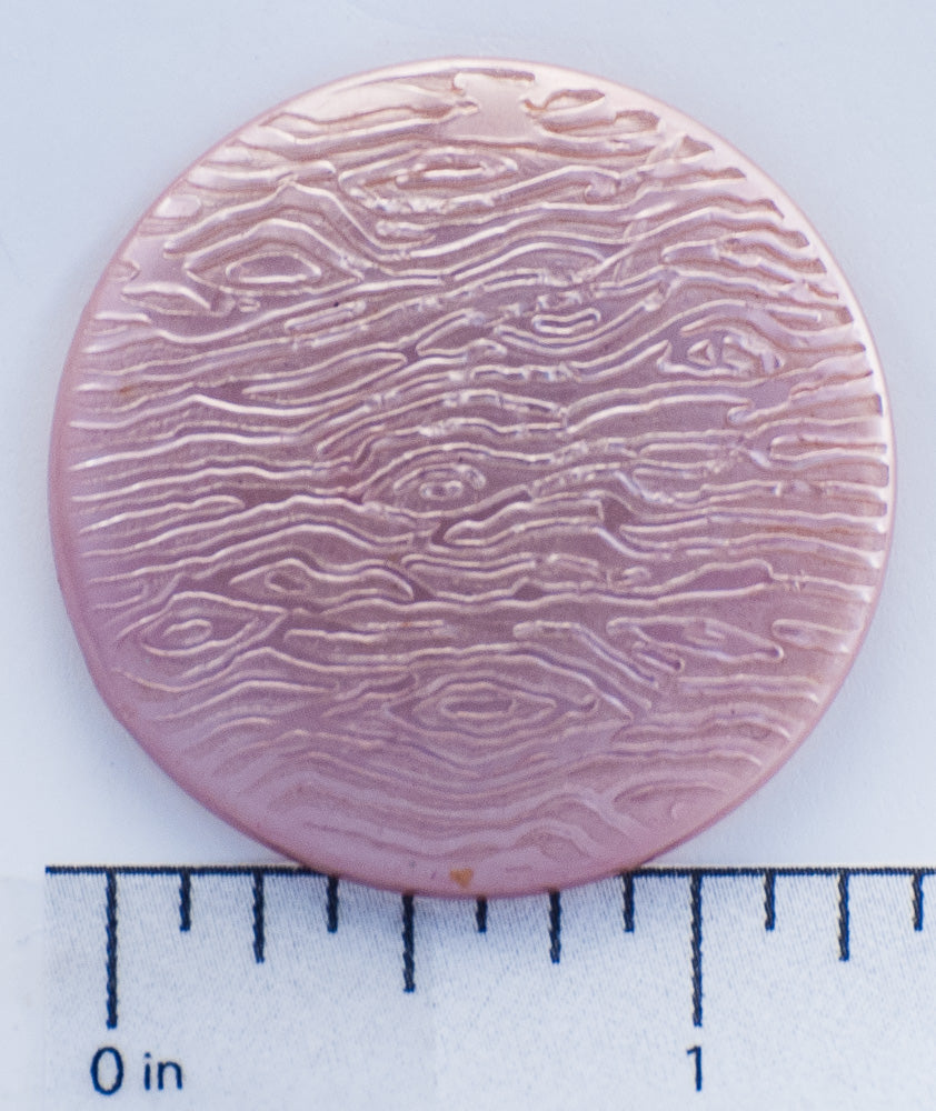 Purple Wave Medallion
