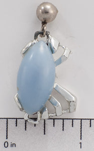 Blue Crab Pendant