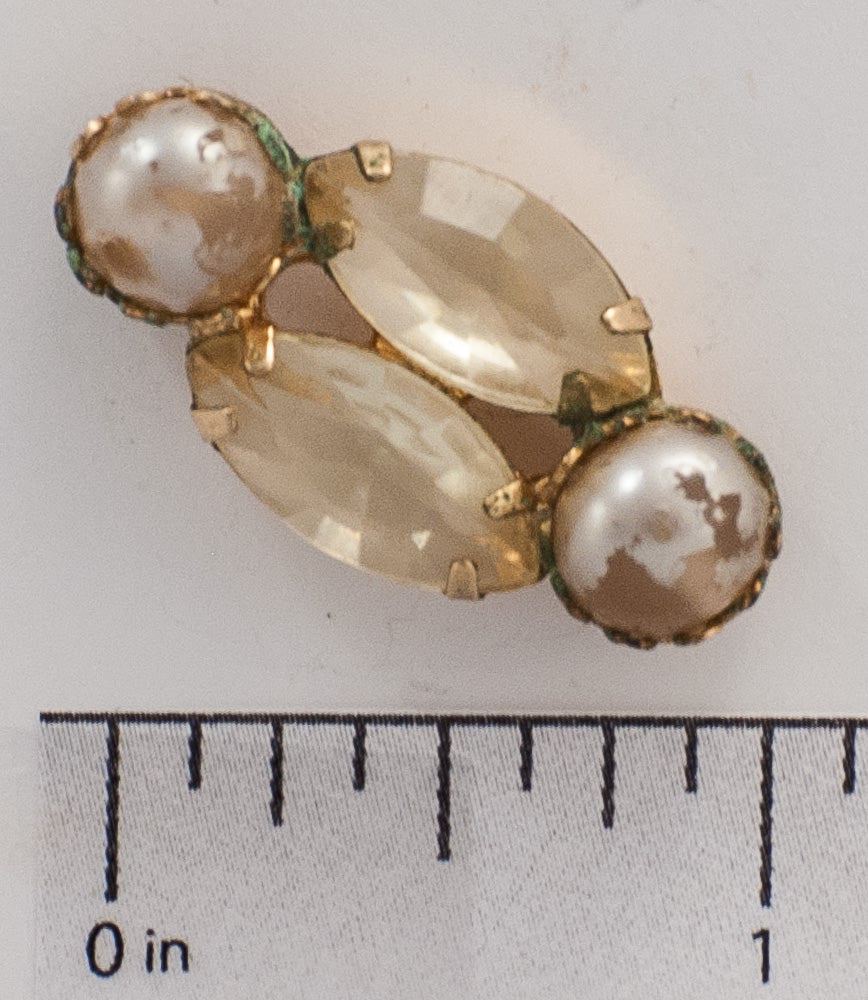 Pearls and Ovals