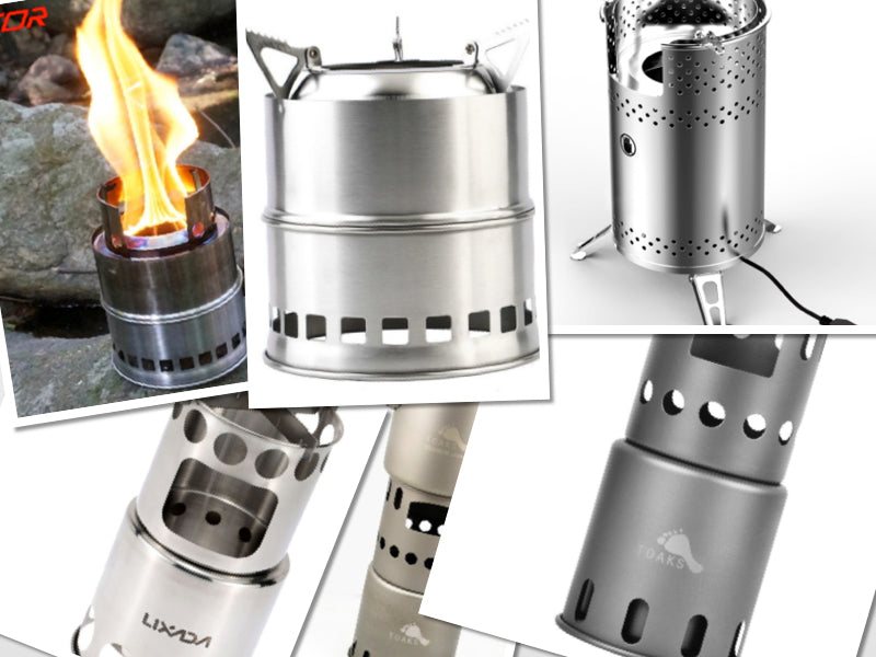 Gasifier Wood Stoves For Backpacking & Camping. What Are They & How Do They Work?