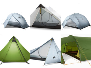 What To Consider When Choosing A Backpacking Tent.