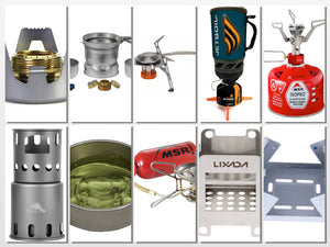 Lightweight Backpacking Cookers. An Essential Guide. Usage & Weight Comparison. Pros & Cons.