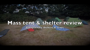Backpacking Tents & Shelters - What are my options?