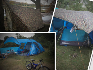 Tent or Hammock & Tarp? For Family Camping, Car Camping & Backpacking.