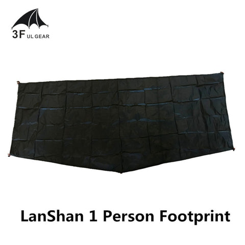 3FUL GEAR LanShan 1 Tent Footprint Groundsheet