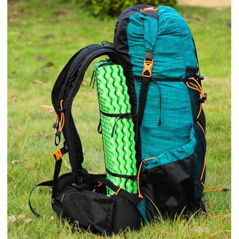 Lightweight 40 litre backpack. 3F UL.