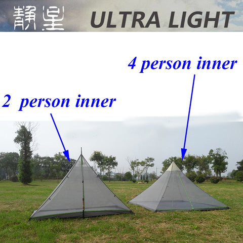 ASTA 2 Man Inner Tent. To be used with the Astra 4 Man tent.